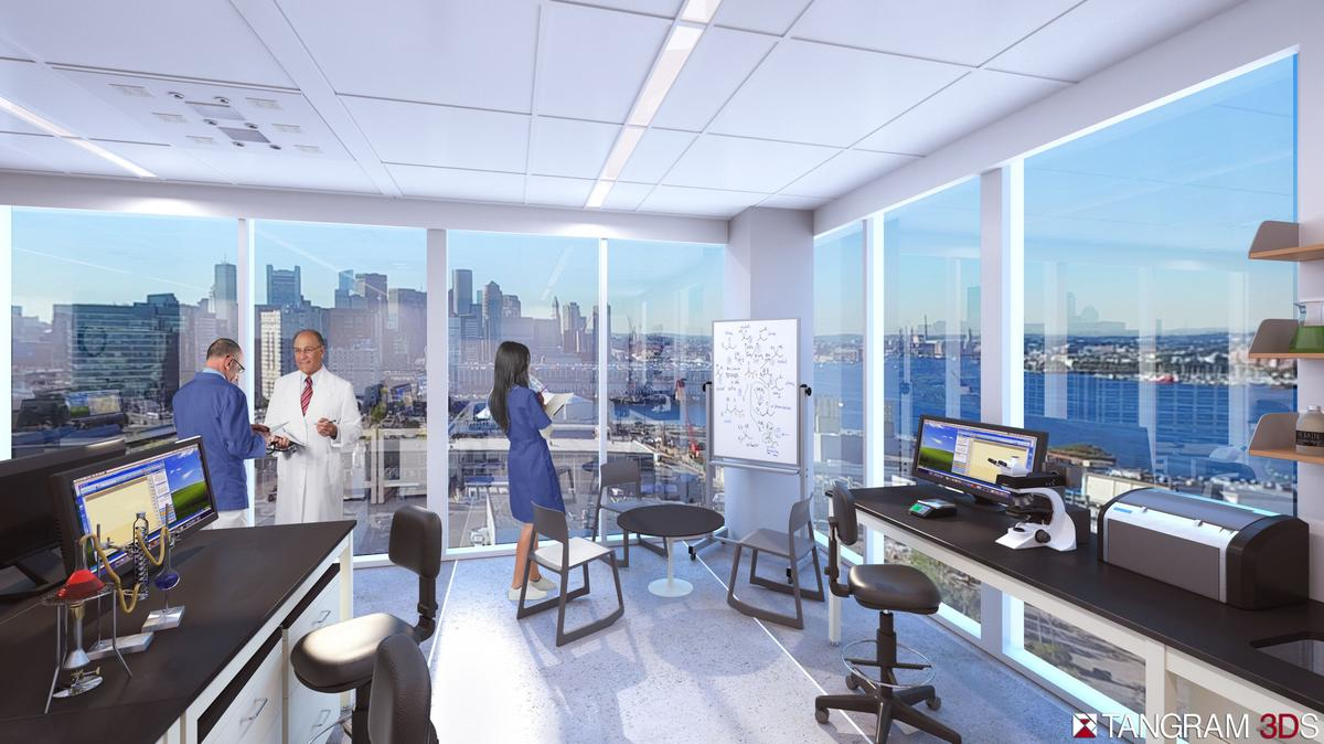 Mass innovation labs to anchor new seaport biotech lab for Innovation lab