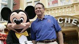 How to create a magical brand (from the executive who did it for Disney)