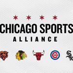Chicago Bears, Bulls, Blackhawks, White Sox and Cubs joining to fight violence