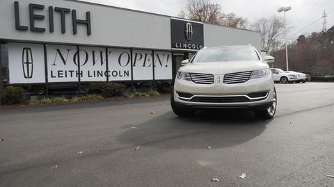 TBJ Lincoln MKX