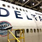 Delta 747 makes final stop in Minneapolis-St. <strong>Paul</strong> (video)