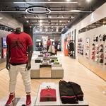 New Foot Locker store illustrates Nike's vision for
