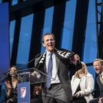 Slideshow: The sights and sounds of Nashville's MLS announcement