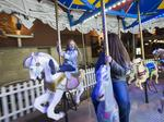 Picture This: Downtown holiday carousel is a step back in time