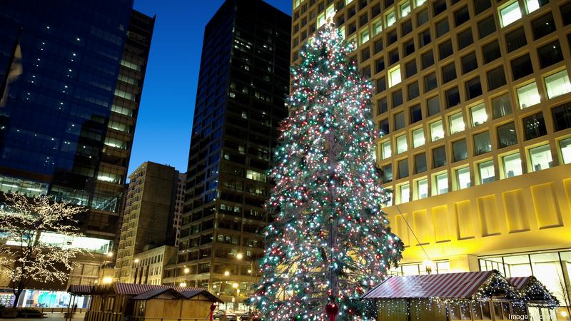 Chicago Christmas.Wallethub Names Best Cities For Christmas Celebrations