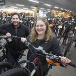 Kicking into gear: For fitness, commuting, bike riding economy gaining momentum