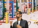 ​Sundar Pichai of Google heads to Capitol Hill