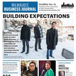 Milwaukee Business Journal covers from 2017: Year in Review