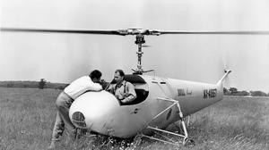 As Bell Helicopter looks to the future, check out its 80-year history of building aircraft
