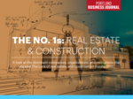 Top of The List 2017: These firms landed at No. 1 on PBJ's real estate and construction lists
