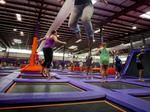 Global trampoline park, retail en route to Whitehaven