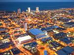 See the latest aerial views of Mortenson-built Milwaukee Bucks arena (Slideshow)