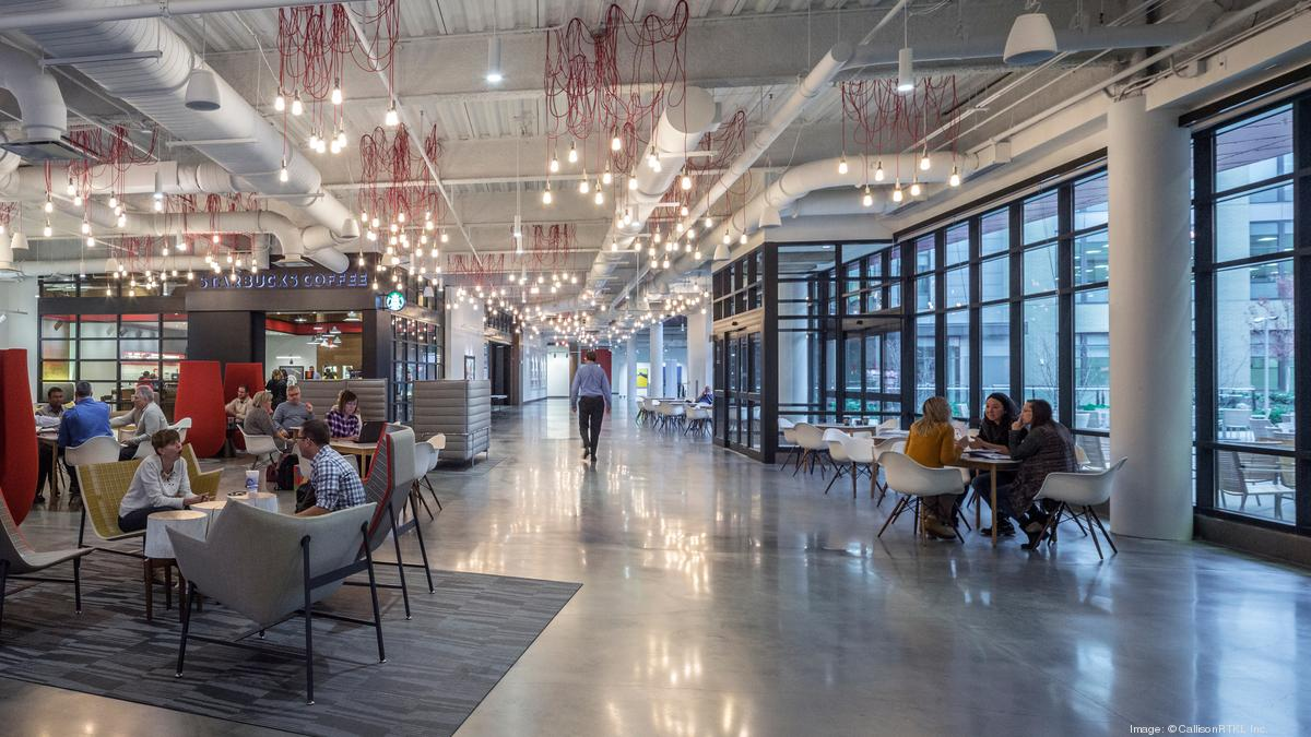 Five workplace design trends to watch in 2018 tampa bay for Office design trends 2018