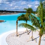 First 7.5-acre Crystal Lagoon is now full at Epperson in Wesley Chapel (Photos)