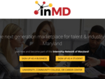 This new website helps Maryland students find an internship