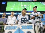 Carolina Panthers raising prices for 2018
