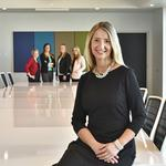 How Susan Hollister helps others climb the corporate ladder