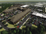 New renderings show big Fuqua mixed-use project in Roswell (Slideshow)
