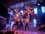 More corporate-event planners are adding circus acts