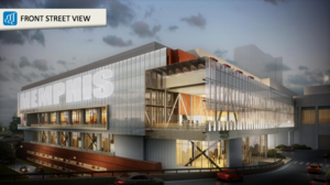 City readies $175 million in debt for Convention Center project