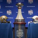 Chick-fil-A Peach Bowl featuring UCF/Auburn was second most-watched in game history
