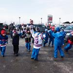 Sabres had no choice but to hit the road for outdoor game