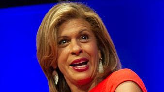 Why Hoda Kotb S Today Salary Doesn T Match Matt Lauer S Chicago Business Journal