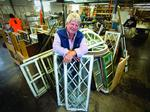 How Greensboro's David Hoggard carved a niche by restoring — not replacing — windows