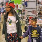 After Hours: Philanthropist gives Memphis kids Christmas shopping spree