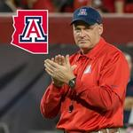 University of Arizona fires <strong>Rich</strong> <strong>Rodriguez</strong> as football coach