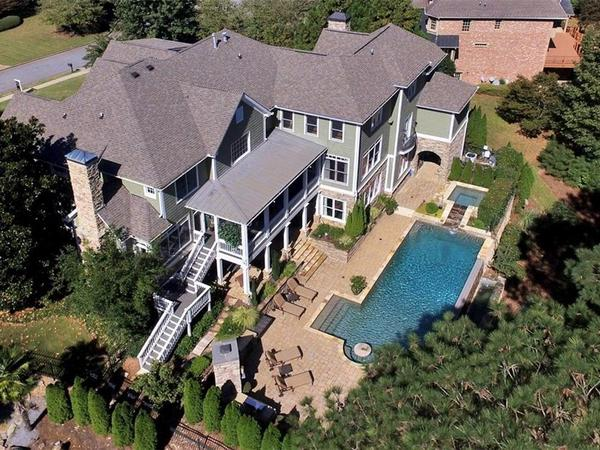 Home of the Day: Custom Home with Golf Course Vistas!