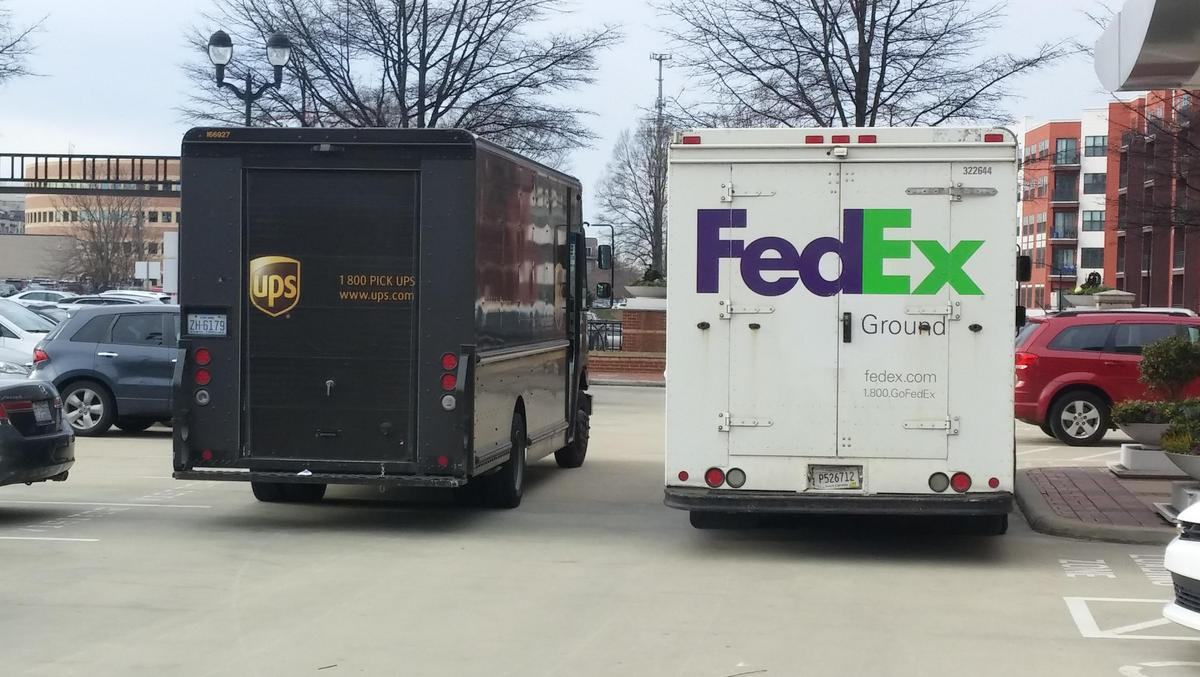 FedEx shifts NRA scrutiny to United Parcel Service - Atlanta Business  Chronicle