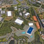 Rockefeller developer breaks into Charlotte market with spec industrial building in York County