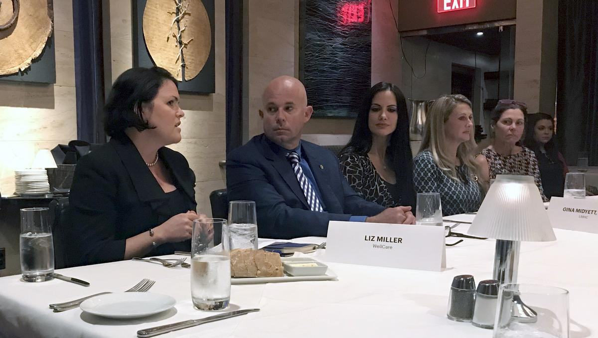 Business leaders, lawmakers discuss the state of health ...