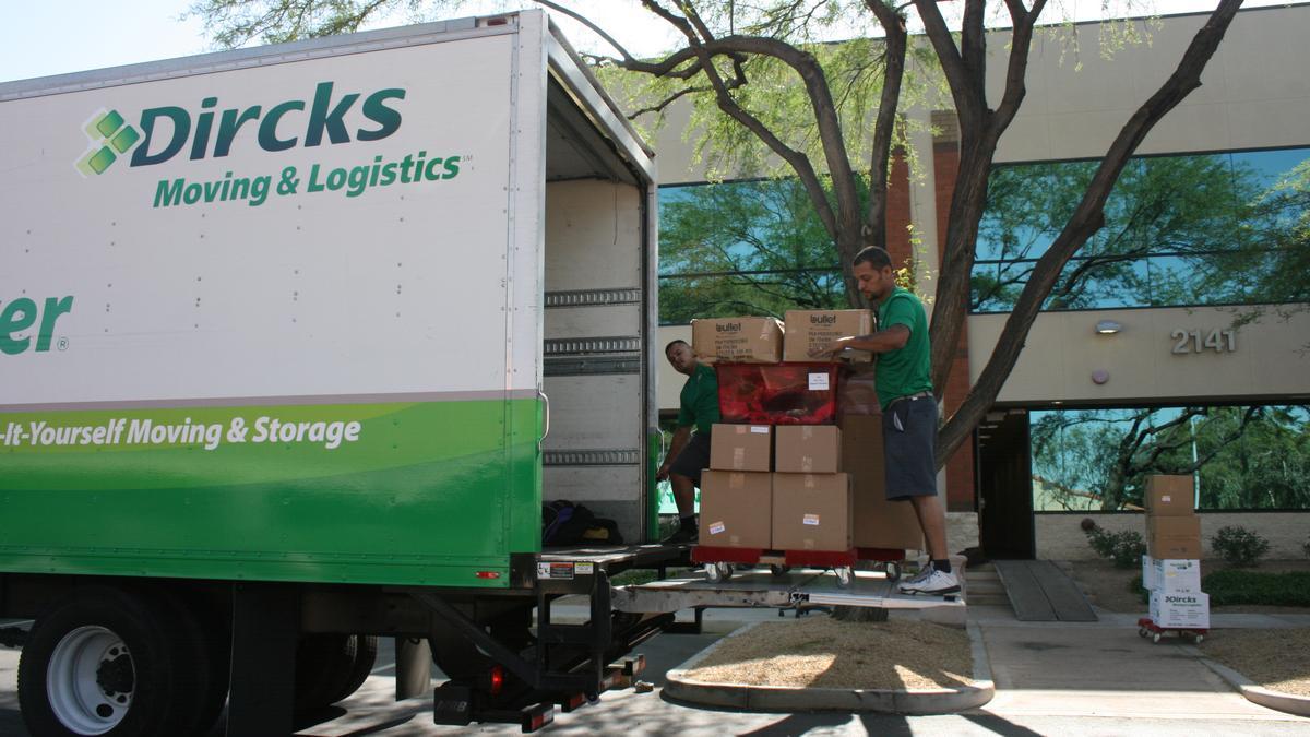 Dircks Moving & Logistics Picture