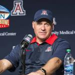 Read the allegations against fired Arizona football coach <strong>Rich</strong> <strong>Rodriguez</strong>