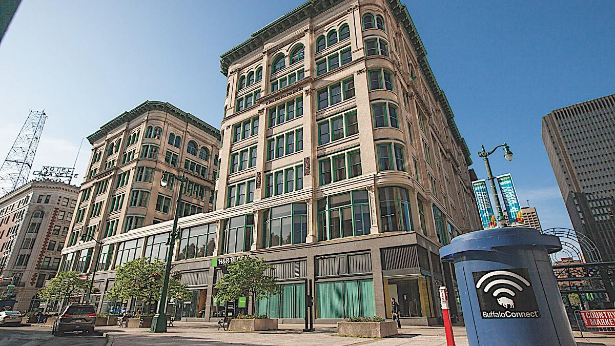 S&T Bank is moving into the Brisbane Building