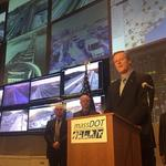 Gov. Baker urges limited travel as winter storm moves in