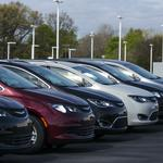 Auto sales end a 7-year upswing, with more challenges ahead