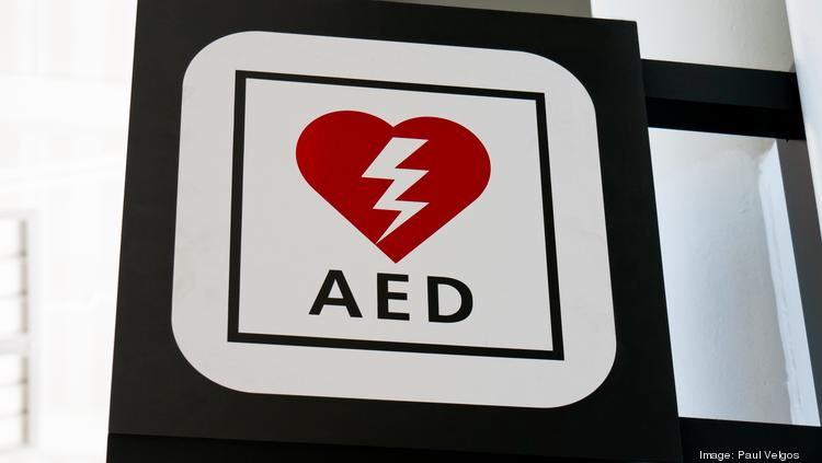 Aeds Should Be A Standard Component Of Your Workplace The Business