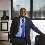 IN PERSON: Ryan <strong>Bridgeman</strong> says competition runs in the family, even in business