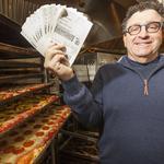 Pizzerias gaining a big slice of Buffalo Bills' playoff pie