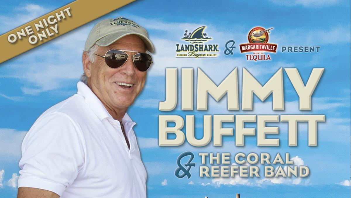 Jimmy Buffett to perform at Verizon Amphitheatre in April - Atlanta