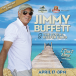 Jimmy <strong>Buffett</strong> to perform at Verizon Amphitheatre in April