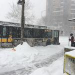 MBTA evaluates service during 'hell on earth' conditions