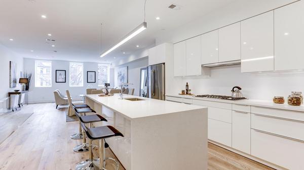 Distinctive Full Floor Residences in Columbia Heights