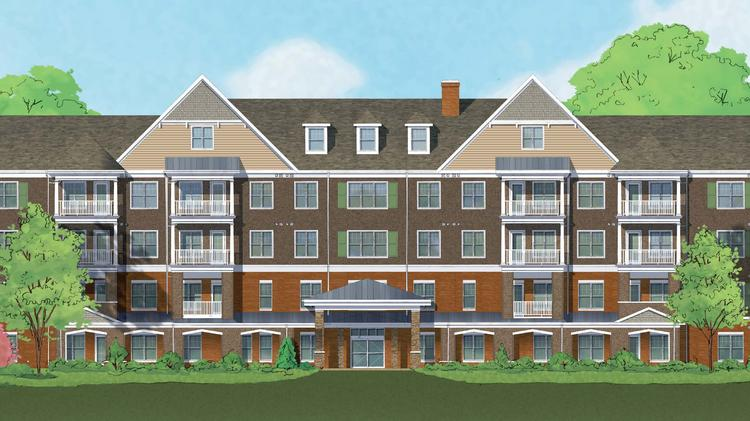 Springwell Senior Living Complex Expands In Mt Washington Baltimore Business Journal