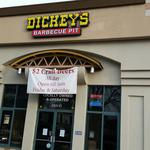 Midtown Dickey's Barbecue closes, to be replaced with gyro shop