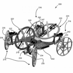 Disney patent looks at vehicle that could climb walls