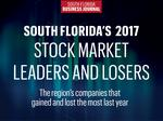 These companies top the list of South Florida's best-performing stocks